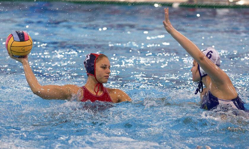 ΝΟ Ρεθύμνου - Ολυμπιακός 3-23: Άνετη νίκη για τις «ερυθρόλευκες»