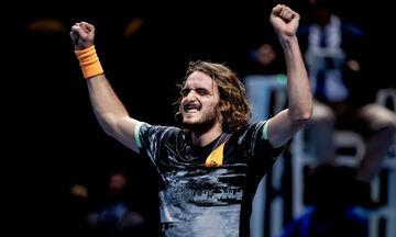 Έβανς - Τσιτσιπάς 0-2: Προκρίθηκε στον τελικό του Monte Carlo Masters (highlights)