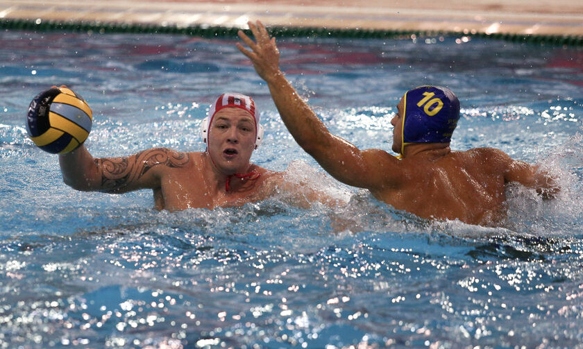 Ολυμπιακός - Π. Φάληρο 22-8: Συνεχίζει ακάθεκτος