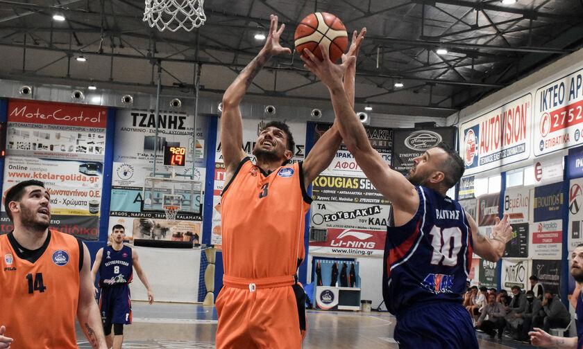 Α2 μπάσκετ: Πίσω στις νίκες το Παγκράτι, «διπλό» στο Ναύπλιο η Ελευθερούπολη, στο φινάλε ο Αμύντας!