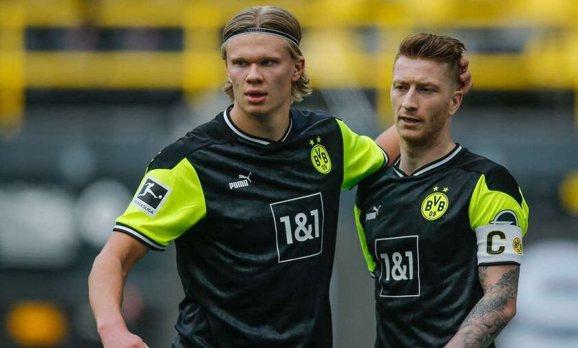 Bundesliga: Ξέσπασαν στη Βέρντερ, Ντόρτμουντ και Χάαλαντ (highlights)