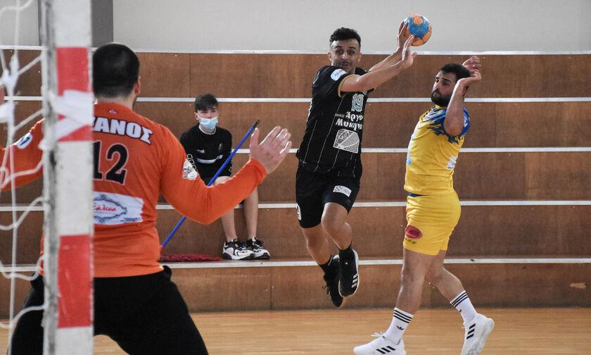 Handball Premier: Τα αποτελέσματα της 12ης αγωνιστικής