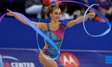 Ρυθμική γυμναστική: Μακριά από την ολυμπιακή πρόκριση έμεινε η Κελαϊδίτη στην Τασκένδη