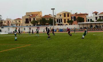 Γ' Εθνική: Ισόπαλο το ντέρμπι στη Λακωνία (1-1), νίκη για τον Ατσαλένιο (2-1)
