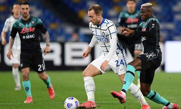 Serie A: Έσπασε το σερί, μακράν στην κορυφή η Ίντερ (Highlights)