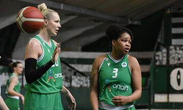 Α1 γυναικών μπάσκετ: Νίκες για Παναθηναϊκό, ΠΑΟΚ και Εσπερίδες (βαθμολογία)