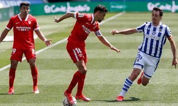 La Liga: Σκόνταψε η Ρεάλ -Επιστροφή στις νίκες για την Ατλέτικο (βαθμολογία - highlights)