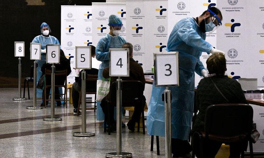 Κορονοϊός (18/4): 1.829 νέα κρούσματα, 65 θάνατοι και 841 διασωληνωμένοι