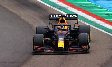Grand Prix Ίμολα: Νικητής ο Φερστάπεν, τυχερός μέσα στην ατυχία του ο Χάμιλτον
