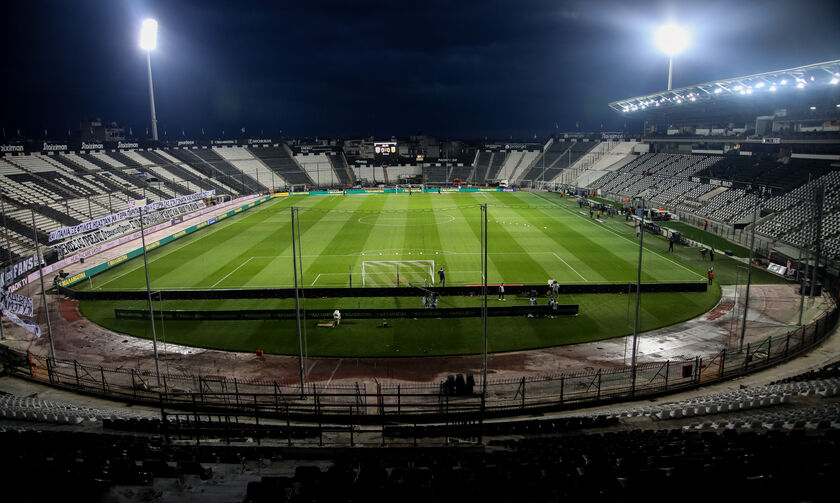 Live streaming: Το pre game του ΠΑΟΚ-Ολυμπιακός