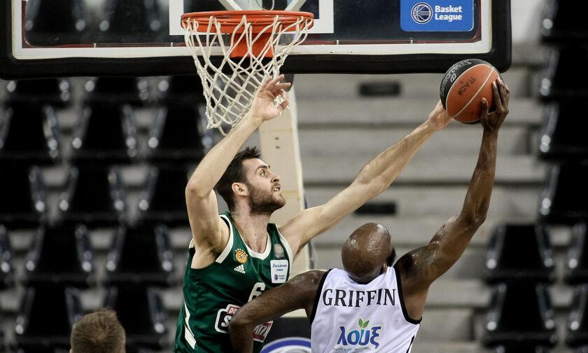 Basket League: Ανέβηκε δεύτερος ο Παναθηναϊκός, πέμπτος ο ΠΑΟΚ (highlights)