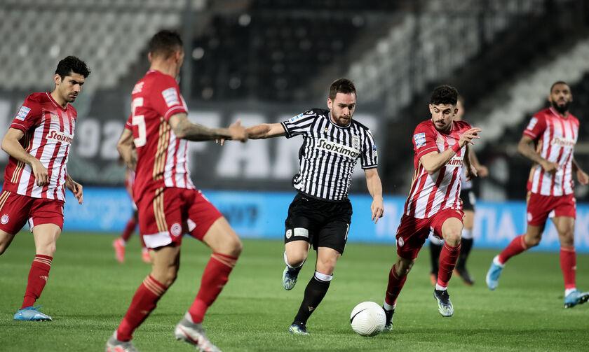 ΠΑΟΚ-Ολυμπιακός 2-0: Πειραματίστηκε και το πλήρωσε (Highlights)