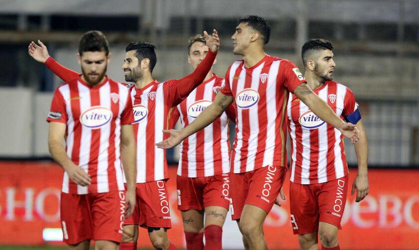Γκολ στην Κύπρο !