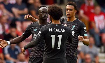 Λιντς - Λίβερπουλ: Το 0-1 του Μανέ από εκπληκτική συνεργασία Σαλάχ και Άρνολντ (vid)