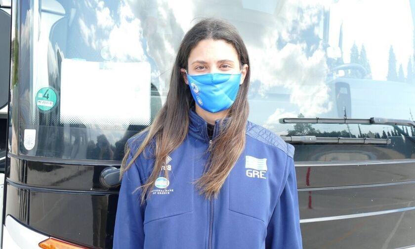 Αναχώρησε για Λάρισα η Εθνική Γυναικών - Κοσμά: «Μπορούμε την πρώτη θέση!»