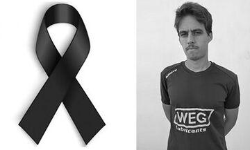 Πέθανε ο 25χρονος ποδοσφαιριστής της Αναγέννησης Γιαννιτσών Παναγιώτης Ξόμπλιος
