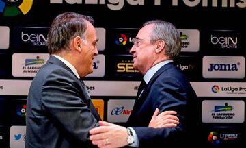 Πρόεδρος La Liga: «Τα έχει χαμένα ο Πέρεθ»