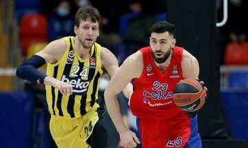 EuroLeague: Τα playoffs συνεχίζονται σε Μόσχα και Βαρκελώνη