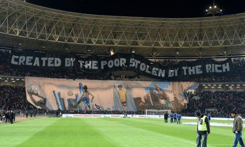 UEFA, φυσικός και ηθικός αυτουργός…
