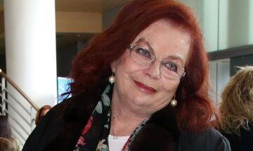 Στο νοσοκομείο η Νόρα Κατσέλη - Νοσηλεύεται σε σοβαρή κατάσταση