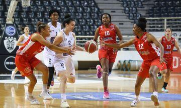 Α1 γυναικών μπάσκετ: Ο ΠΑΟΚ προσπέρασε τα Χανιά, εύκολα ο ΠΑΟ με ΕΦΑΟΖ (βαθμολογία)