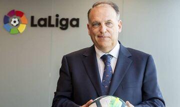 Χαβιέρ Τέμπας: Ρεζιλεύθηκαν οι ιδιοκτήτες της Εuropean Super League (vid)