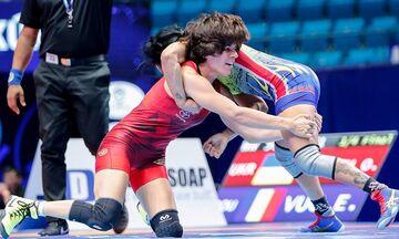 Ευρωπαϊκό Πρωτάθλημα Πάλης: Ξεκινάει στην Πολωνία η Πρεβολαράκη