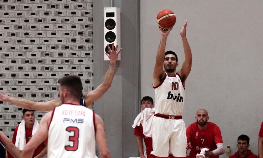 Α2 μπάσκετ: Με σούπερ ανατροπή ο Ολυμπιακός Β΄ 78-62 την Ελευθερούπολη! (βαθμολογία)