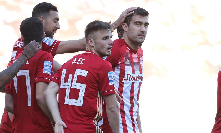 Ολυμπιακός – Αστέρας Τρίπολης 1-0: Επαγγελματική νίκη με Παπασταθόπουλο (highlights)