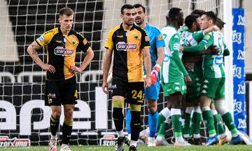 ΑΕΚ - Παναθηναϊκός: Το γκολ του Ιωαννίδη για το 0-1 (vid)