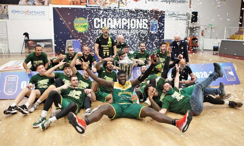 Κύπρος: Πρωταθλήτρια η ΑΕΚ Λάρνακας με 3-2 επί του Κεραυνού! (vid)