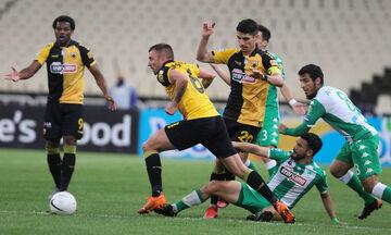 ΑΕΚ-Παναθηναϊκός 1-1: Με τη σφραγίδα του Λιβάι Γκαρσία (highlights)