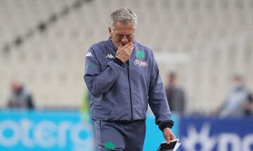 ΑΕΚ – Παναθηναϊκός 1-1: Μπόλονι: «Δεν βολεύει κανέναν το αποτέλεσμα»