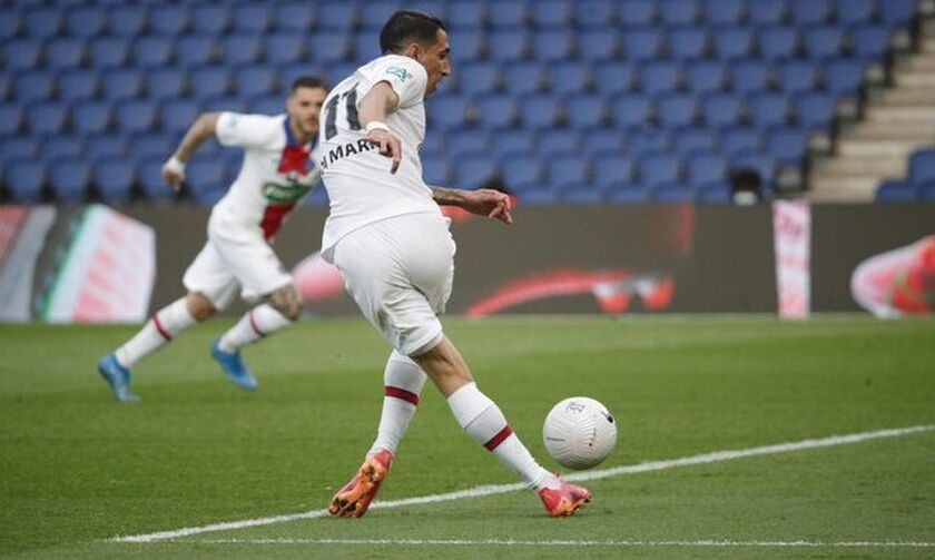 Κύπελλο Γαλλίας: Στα ημιτελικά Παρί, Μονακό - Μαγική πάσα του Ντι Μαρία (highlights, vid)