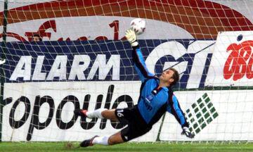 2001: Όταν ο Ηρακλής έπαιξε με 4 τερματοφύλακες και έχασε 0-1 από την Ξάνθη