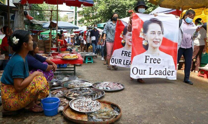 Μιανμάρ: Εκατομμύρια άνθρωποι αντιμέτωποι με λιμό προειδοποιεί ο ΟΗΕ