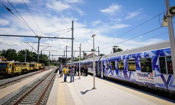 Προχωρούν τα έργα για το τρένο στην Πάτρα και τον Ε65