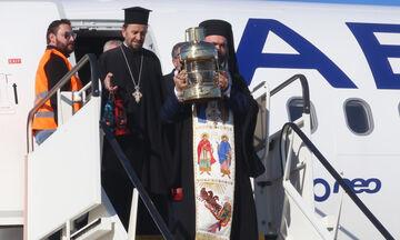 Άγιο Φως: Στο ...παρά πέντε της Ανάστασης φέτος στην Ελλάδα (vid)