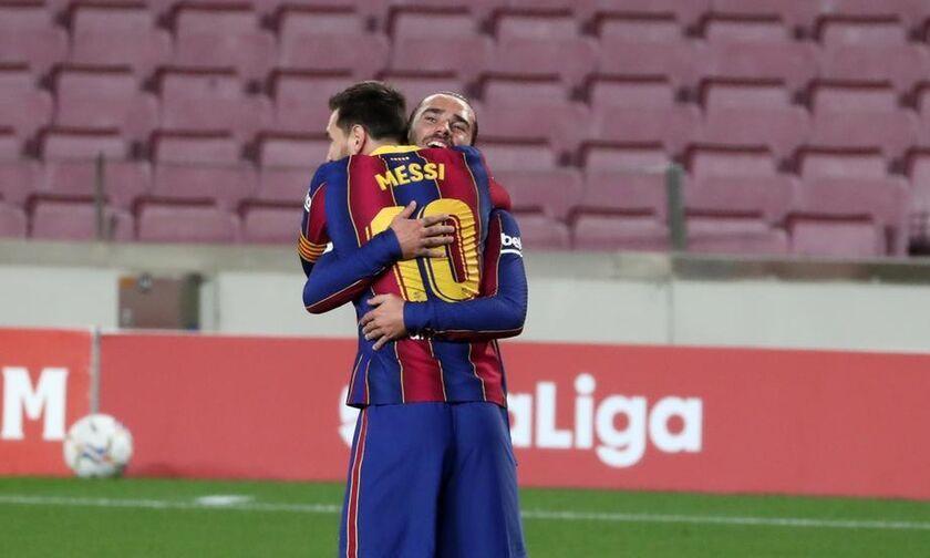 Μπαρτσελόνα - Χετάφε: Mε δύο γκολ του Μέσι κι ισάριθμα αυτογκόλ 3-1 οι Καταλανοί (Highlights)!
