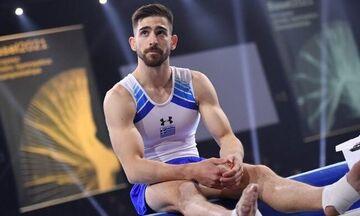 Ενόργανη Γυμναστική: Στον τελικό ο Αντώνης Τανταλίδης