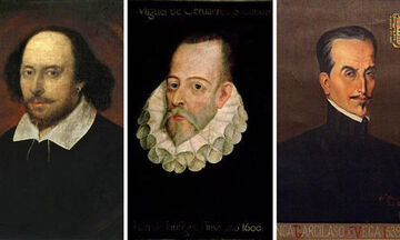 «Παγκόσμια Ημέρα Βιβλίου», λόγω της μακάβριας σύμπτωσης του θανάτου τριών σπουδαίων λογοτεχνών!