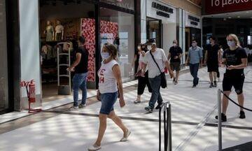 Εισήγηση Επιτροπής: «Πράσινο φως» για άνοιγμα malls και κέντρων αισθητικής με ραντεβού