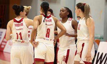 Live streaming: Α1 μπάσκετ γυναικών, ΠΑΟΚ - Ολυμπιακός (14:00)