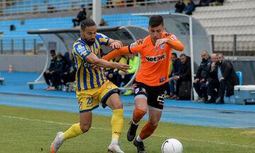 ΠΑΣ Γιάννινα-Παναιτωλικός 0-1: Με Μπαρμπόσα για την παραμονή(highlights)