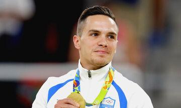 Ευρωπαϊκό Πρωτάθλημα Ενόργανης: Η απονομή του χρυσού μεταλλίου στον Πετρούνια (vid)