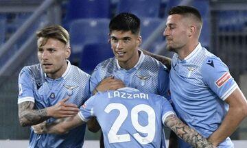 Serie A: Είχε «πάρτι» με καλεσμένη τη Μίλαν η Λάτσιο (highlights)