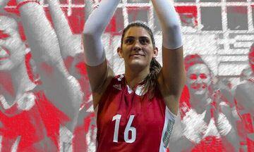 Κατερίνα Ζακχαίου: Στην Dream-Team του ιταλικού πρωταθλήματος στην πρώτη χρονιά της (pic)
