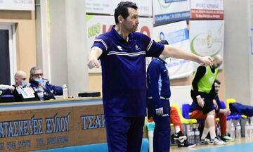 Ανδρεόπουλος: «Μεγάλη διάθεση και ενθουσιασμός στην εθνική ομάδα»
