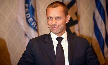 Τσέφεριν: «Ρεάλ, Μπαρτσελόνα και Γιουβέντους θα λάβουν τις πιο αυστηρές ποινές»