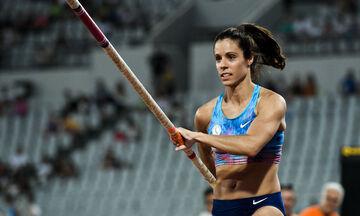 Στεφανίδη: Έκανε ντεμπούτο με άλμα στα 4,60 μέτρα